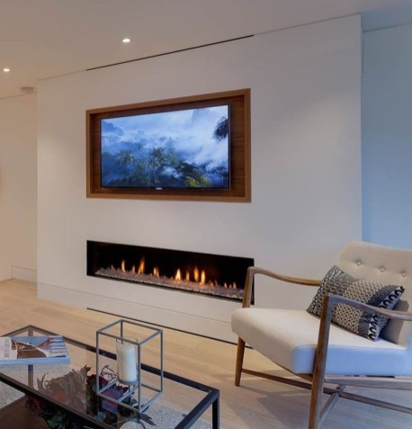 Impressive Living Room Ideas With Fireplace And Tv32