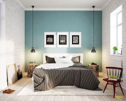 Inspiring Scandinavian Bedroom Design Ideas25