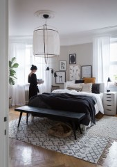 Inspiring Scandinavian Bedroom Design Ideas36