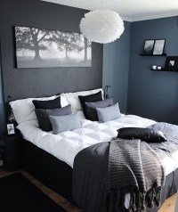 Inspiring Scandinavian Bedroom Design Ideas39