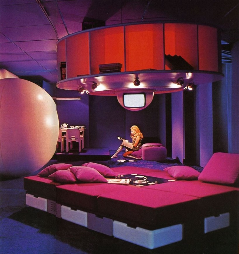 Modern And Futuristic Interior Designs To Inspire You01
