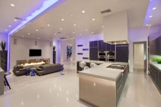 Modern And Futuristic Interior Designs To Inspire You11