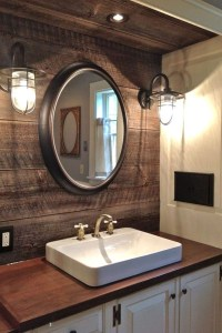 Modern Farmhouse Design For Bathroom Remodel Ideas29