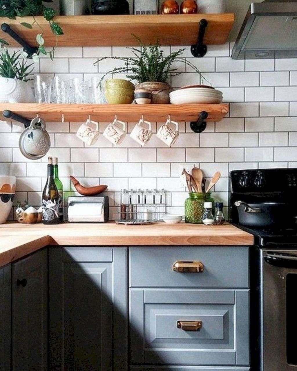 Awesome Small Kitchen Remodel Ideas05