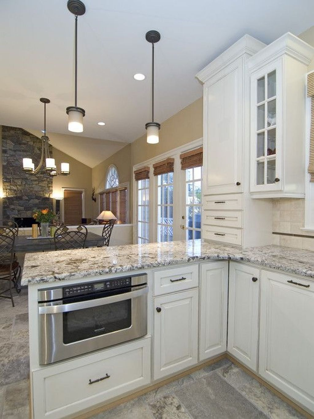 Awesome Small Kitchen Remodel Ideas14