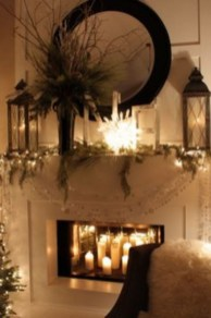 Best Ways To Decorate Your Circle Mirror With Garland09