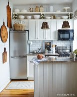 Cool Small Apartment Kitchen Ideas16