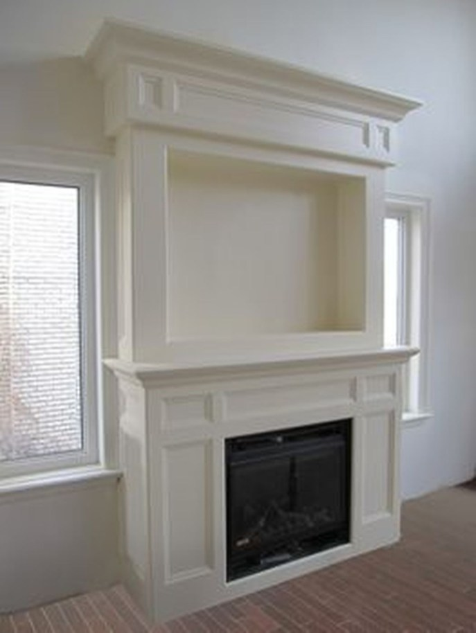 Fascinating Flying Crown Molding Ideas22