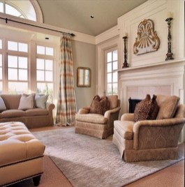 Fascinating Flying Crown Molding Ideas25