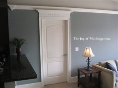 Fascinating Flying Crown Molding Ideas37