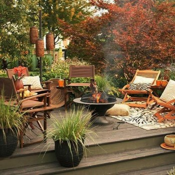 Gorgeous Outdoor Design Ideas For Fall08