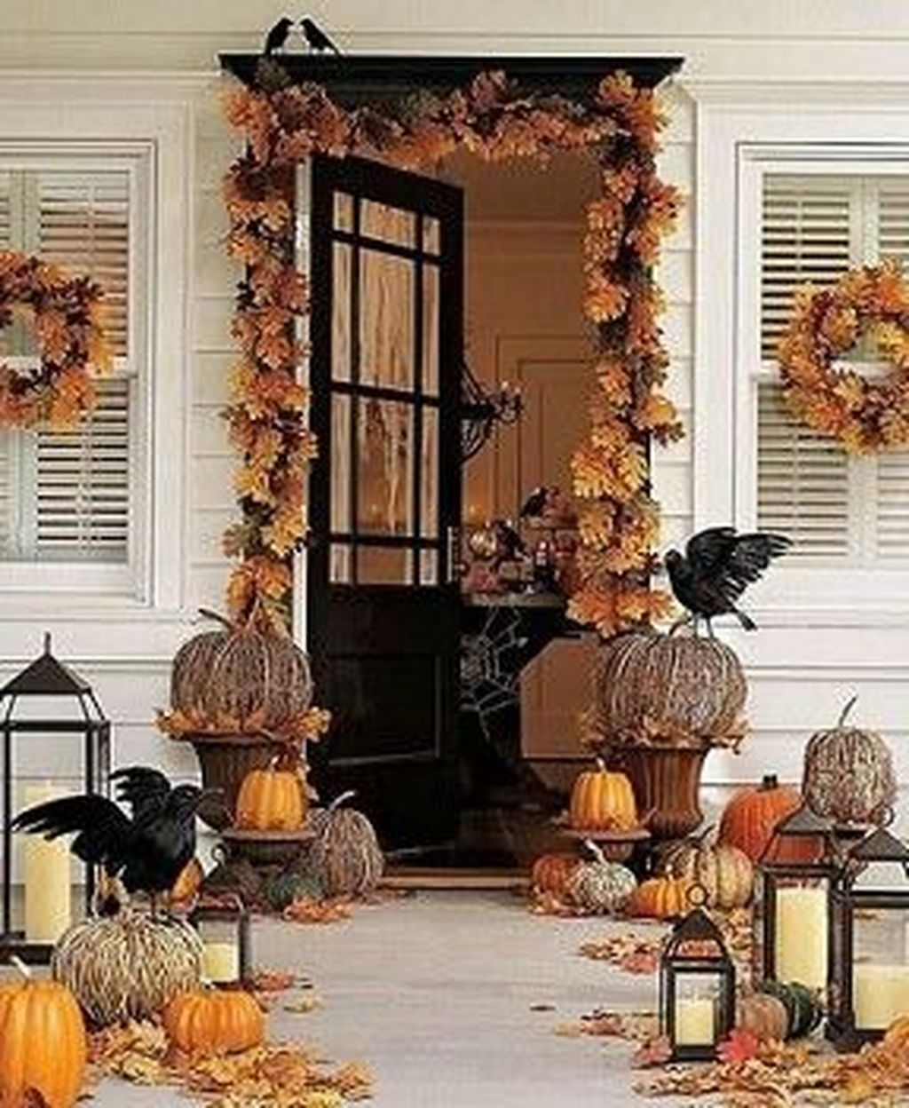 Gorgeous Outdoor Design Ideas For Fall16