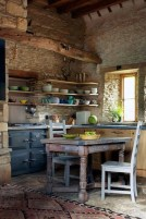 Gorgeous Rustic Kitchen Design Ideas14
