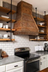 Gorgeous Rustic Kitchen Design Ideas21