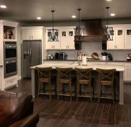 Gorgeous Rustic Kitchen Design Ideas46