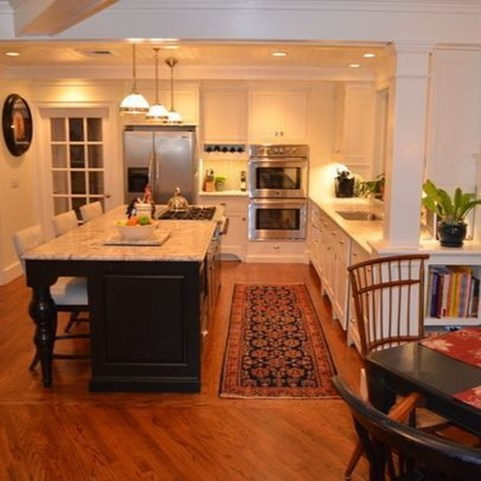 Inspiring Kitchen Island Design Ideas20