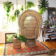 Modern Bohemian Style Home Decor Ideas17
