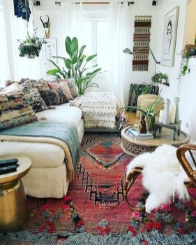 Modern Bohemian Style Home Decor Ideas26