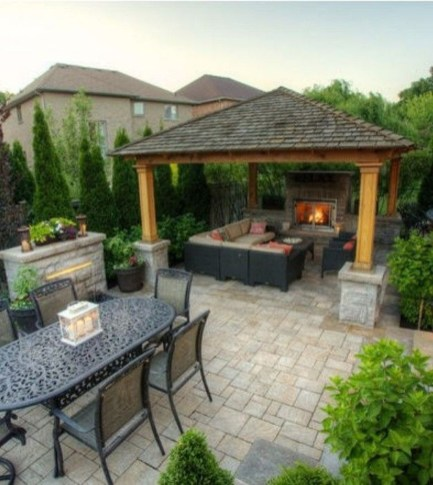 Modern Fresh Backyard Patio Ideas09