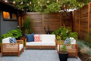 Perfect Diy Seating Incorporating Into Wall For Your Outdoor Space17