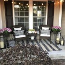 Stunning Farmhouse Front Porch Decor Ideas37