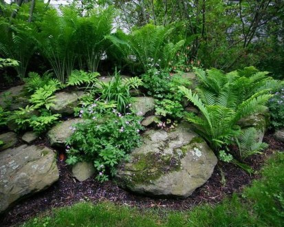 Affordable Rock Garden Landscaping Design Ideas06