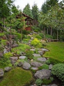 Affordable Rock Garden Landscaping Design Ideas22