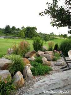 Affordable Rock Garden Landscaping Design Ideas29