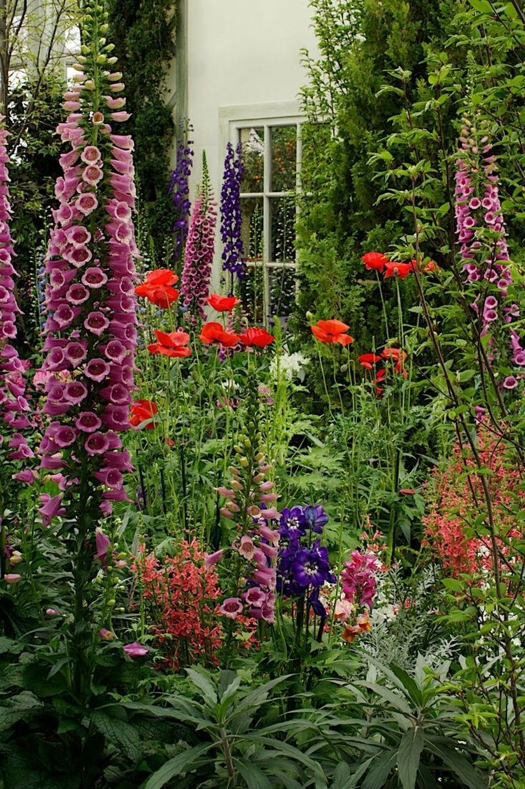 Awesome Cottage Garden Design Ideas For Your Dream House05