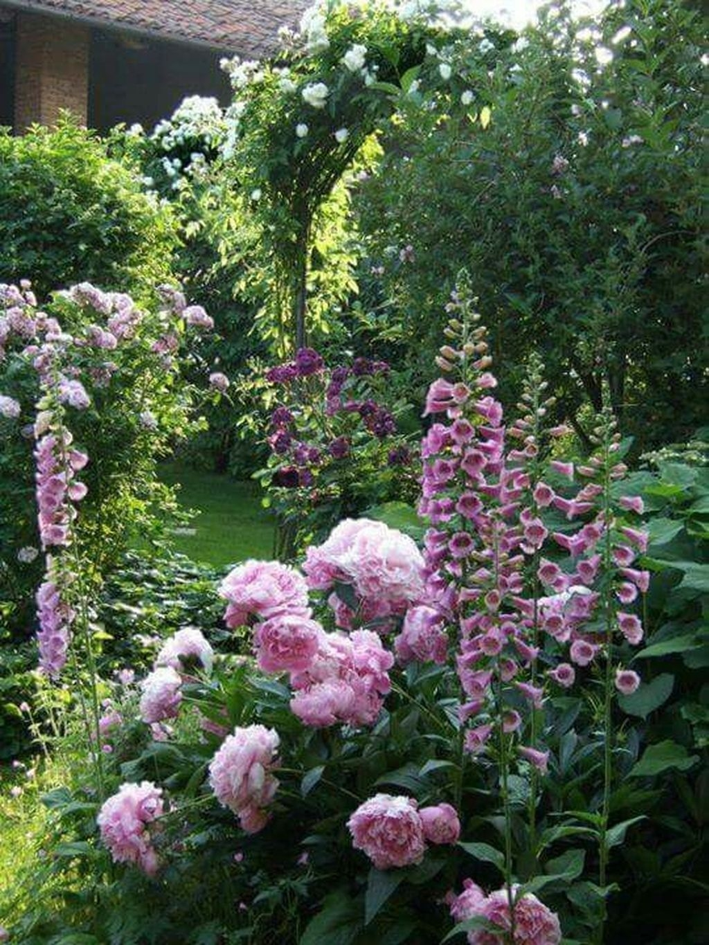 Awesome Cottage Garden Design Ideas For Your Dream House06