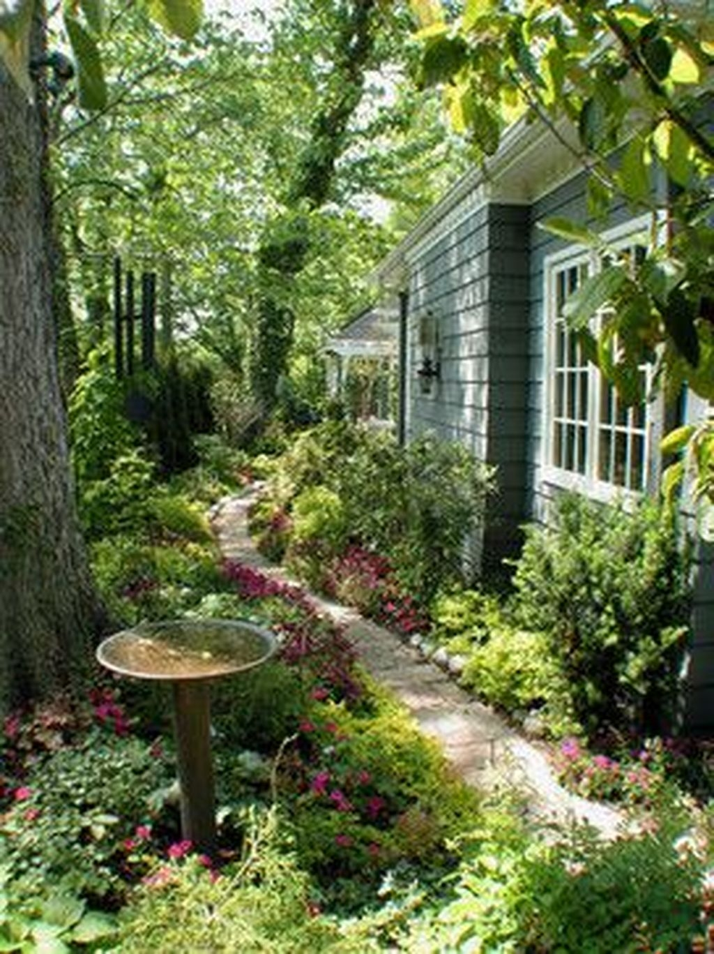 Awesome Cottage Garden Design Ideas For Your Dream House12