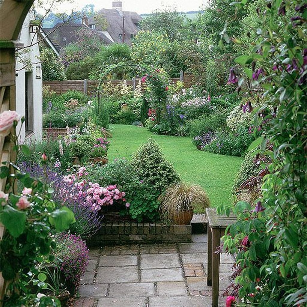 Awesome Cottage Garden Design Ideas For Your Dream House32