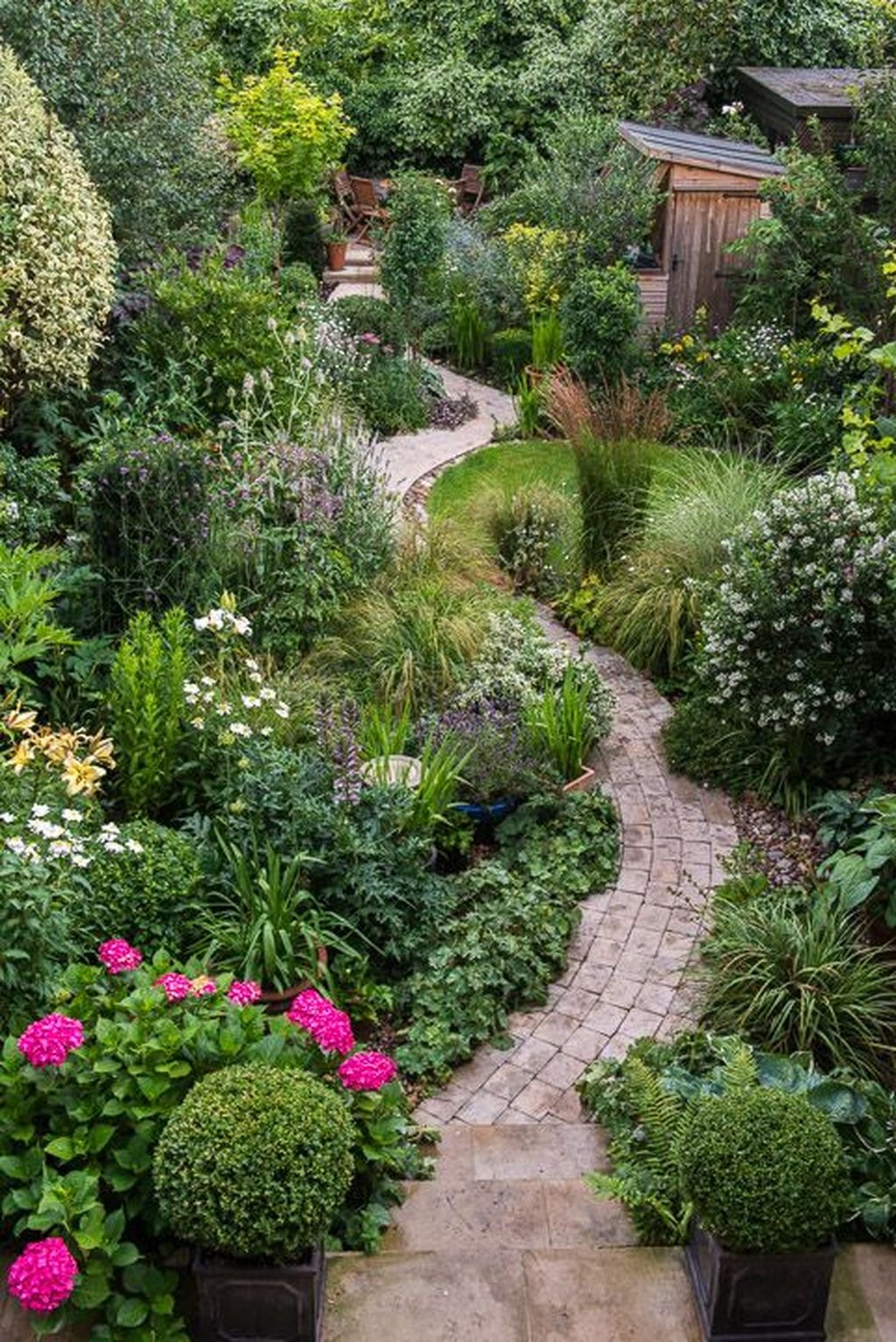 Awesome Cottage Garden Design Ideas For Your Dream House33