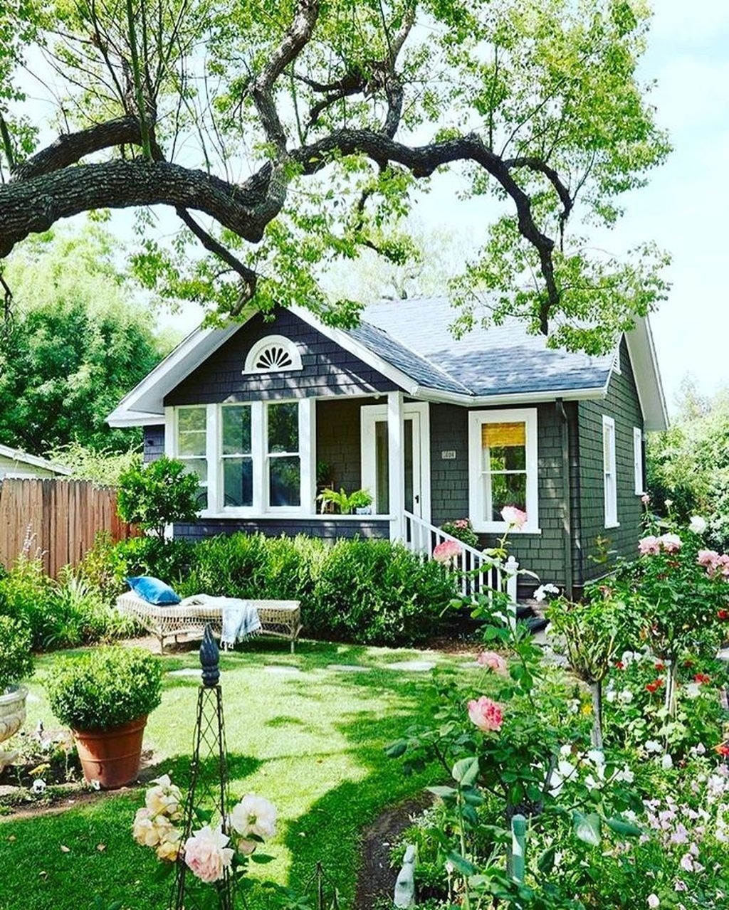 Awesome Cottage Garden Design Ideas For Your Dream House41