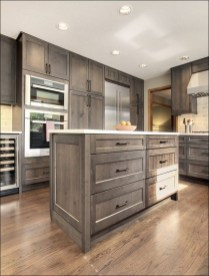 Awesome Farmhouse Kitchen Cabinets Design Ideas26