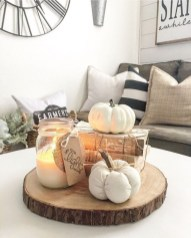 Charming Home Fall Decorating Ideas With Farmhouse Style21