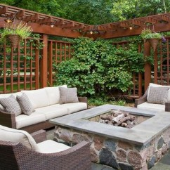 Fascinating Backyard Patio Design And Decor Ideas22