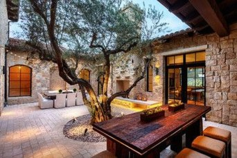 Fascinating Backyard Patio Design And Decor Ideas35