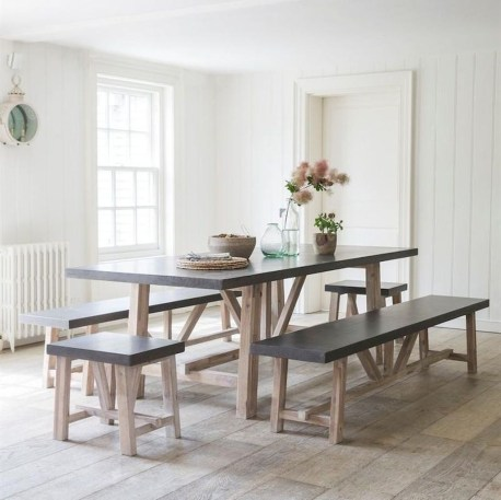 Perfect Farmhouse Dining Room Makeover Ideas19