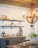 Perfect Farmhouse Dining Room Makeover Ideas30