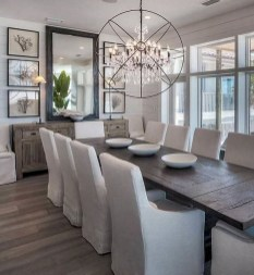 Perfect Farmhouse Dining Room Makeover Ideas34
