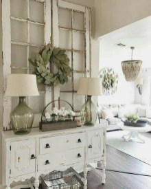 Pretty Farmhuose Entryway Design And Decor Ideas42