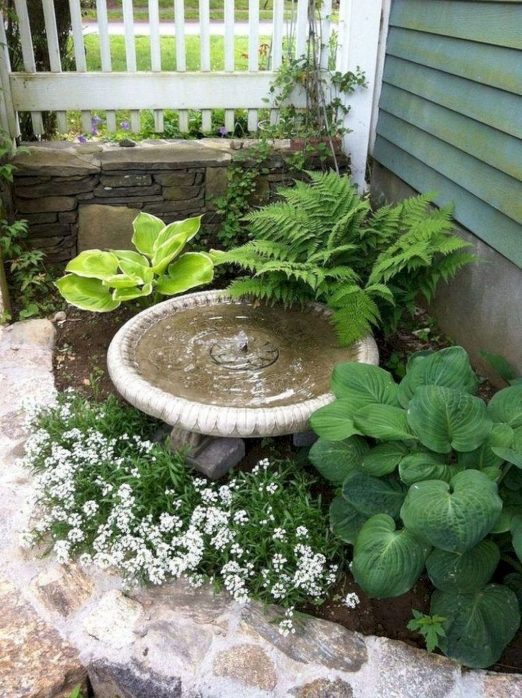Stylish Backyard Landscaping Ideas For Your Dream House30
