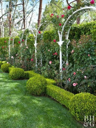 Stylish Backyard Landscaping Ideas For Your Dream House35
