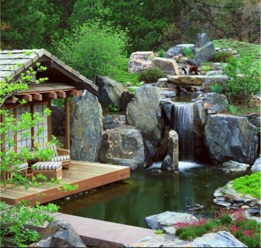 Stylish Backyard Landscaping Ideas For Your Dream House37