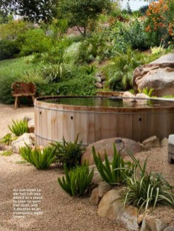 Stylish Backyard Landscaping Ideas For Your Dream House45