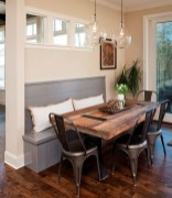 Affordable Farmhouse Dining Room Design Ideas27