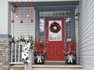 Attractive Front Yard Christmas Decoration Ideas13