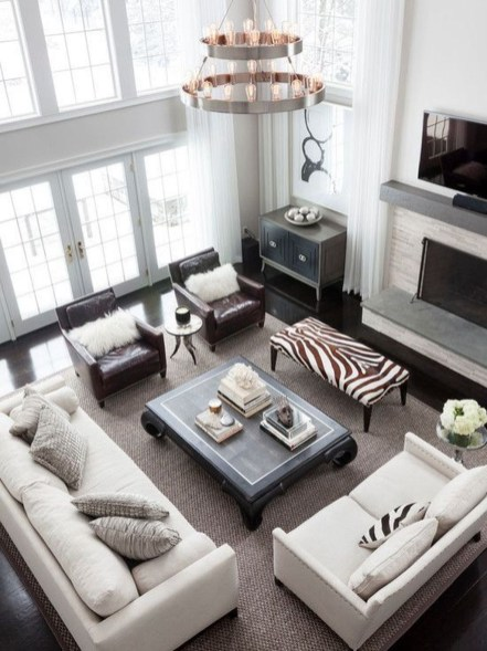 Beautiful Living Room Design Ideas For Luxurious Home24