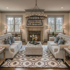 Beautiful Living Room Design Ideas For Luxurious Home30